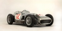 The Mercedes-Benz W196R F1 Car Was Sold for a Record-Breaking Us$29 Million at Goodwood