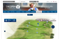 Golf's Open Championship Outsourced Development and Support of Website