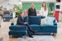 Sofa. Com Celebrates Glasgow Showroom Launch