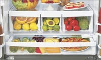 Today's Refrigerators Offer a Wide Range of Advanced Features