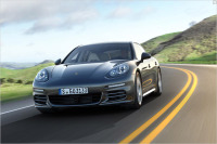 A New Panamera S E-Hybrid Sports Car Was Issued by Porsche