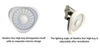 Aleddra Announces Its High-Performance Star Highbay LED Luminaire Is Available