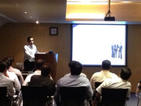 GlacialTech Inc. Organizes a Seminar in Association with Argos International