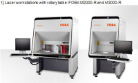 FOBA Completes M-Series of Compact Workstations for Industrial Laser Material Processing