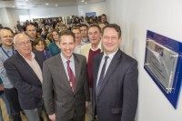Linx Printing Technologies Opened Its New 41,000 Sq ft Uk Headquarters.