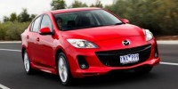 The Mazda3 Has Retained Its Title as Australia's Most Popular New Car in 2012