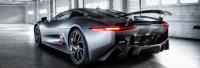 Jaguar Has Unveiled The New C-X75 Hybrid Prototype Sports Car
