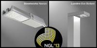 Cooper Lighting's Streetworks Navion Roadway Product Family Has Been Honored by NGL 2012
