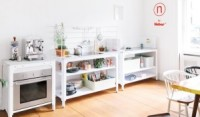 Naber Brings a Concept of Kitchen That Kitchen No Longer Needs to Be Tied to a Given Room