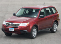 We Just Finished Testing The Redesigned 2014 Subaru Forester 2.5I Premium