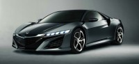 Honda NSX will be powered by a hybrid-assisted twin-turbocharged V6 engine