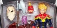 Hasbro Reveals First Female Captain Marvel in Its Long Running Marvel Legends Line-up