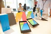 Weaker-Than-Expected Sales of Google's Second-Generation Nexus 7 May Cause Quanta Computer