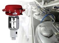 An Ultra-High Pressure Control Valve Which Is Designed to Operate on Applications