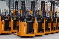 TICO Maintained Its Position as The Number One Supplier of Material Handling Equipment