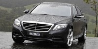 The 2014 Mercedes-Benz S-Class Has Launched in Australia with a Price of $215,000