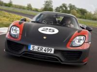 Porsche 918 Spyder Have Been Announced Its 653kw Hybrid Hypercar