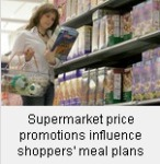 More Than Half of Shoppers Change Their Meal Plans