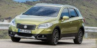 The Suzuki Sx4 S-Cross Has Launched in Australia, Priced From $22,990.