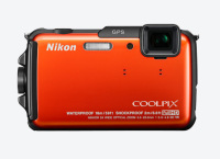 Nikon Coolpix AW110-Waterproof Protection and Wireless Connectivity