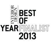 LUXE Linear Drains Is a Finalist in The Bath Product Category for The Interior Design 2013