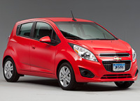 Chevrolet Spark Is an Affordable City Car That's Great for Tight Parking Spots