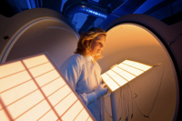 New Dresden Fraunhofer for OLED and Solar R&D and Development Spin out of Fraunhofer IPMS