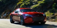 The New Aston Martin Rapide S Has Been Released by The Iconic British Marque