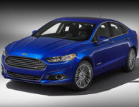 Redesigned Fusion Hybrid Sedan Has Been EPA Certified at an Even 47 Mpg Highway