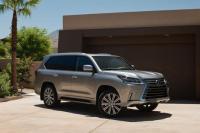 Lexus Unveils 2016 LX 570 Luxury Utility Vehicle