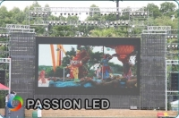 LEDDER Was Successfully Applied in The LED Display Screen Products in Guangzhou
