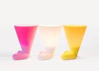 This Fun & Colorful Lamp Collection Was Designed for The La Based Design Studio Artecnica