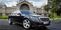 The 2014 Mercedes-Benz S-Class Was Locally Unveiled