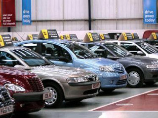 Licensed Cars to Be Auctioned in Beijing