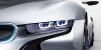 BMW Takes a Cheeky Swipe at Rival Audi and Its 'new' Laser-Based Light Technology