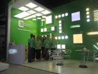 Shenzhen Borsche Displayed a Lot of Popular and High Quality LED Lights
