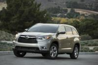 Toyota Has Commenced The Export of Highlander SUVs to Five Countries