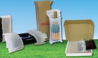 New Inflatable Protective Packaging Is Put Into Use