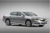 Acura Took The Wraps off Its All-New 2014 RLX Luxury-Performance Sedan