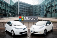 Renault-Nissan, Microsoft Join Hands to Develop Connected Car Technologies