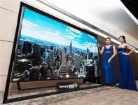 Samsung Said a 110-Inch Ultra-HD TV Is Going on Sale for About $150,000 in South Korea