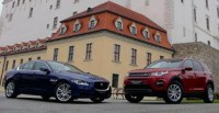 Jaguar Land Rover to Build pound 1bn Car Plant in Slovakia