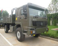 China's First Automatic Cargo Truck Delivered