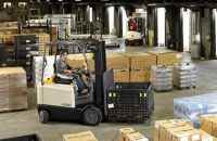 Heavy-Duty Forklift Launched