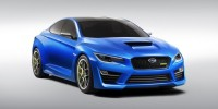 The Next-Generation Subaru Wrx Was Revealed at The 2013 New York Auto Show