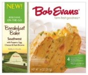 Bob Evans Food Products Introduces Breakfast Bakes