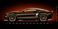 At Least Three Customised Versions of The Ford Mustang Are Set to Turn Heads