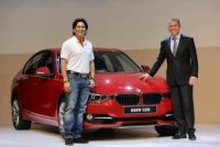 New 3-Series Sedan Is Unveiled by BMW in India