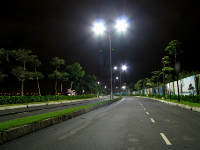 GE Will Provide LED Lighting in The Form of GE's Roadway Lighting System R150