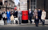 """I Am Delighted to Support London Collections: Men"""
